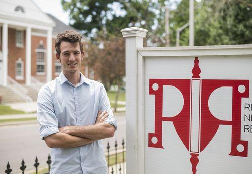 eric nicholson executive director of RNR