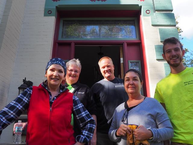 richmond neighborhood restoration volunteers